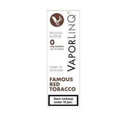 Vaporlinq - Famous Red Tobacco