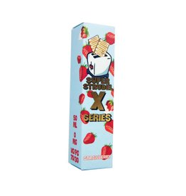 Super Strudel - Strawberry - 50ml