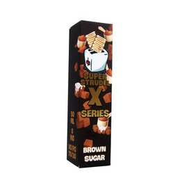 Super Strudel - Brown Sugar - 50ml