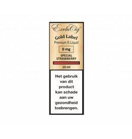 Exclucig Gold Label Sonder Erdbeere