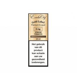 Exclucig Gold Label Stricke Tobacco