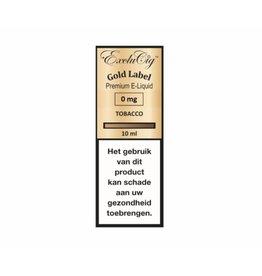 Exclucig Gold Label Tobacco