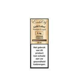 Exclucig im Gold - Virginia Tobacco