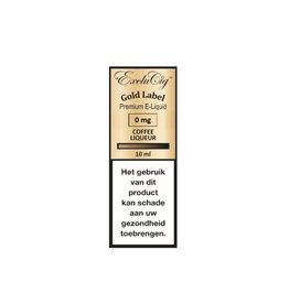 Exclucig im Gold - Kaffee-Likör