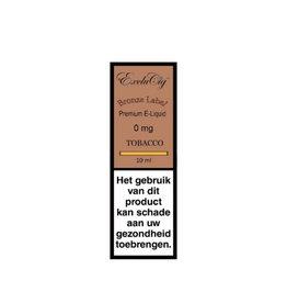 Exclucig Bronze Label Tobacco