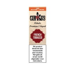 Authentic Cirkus - French Tobacco