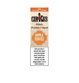 Authentische Cirkus - Toffee-Apple