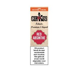 Authentische Cirkus - Red Absinth