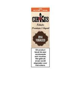 Authentische Cirkus - RY4 Tobacco