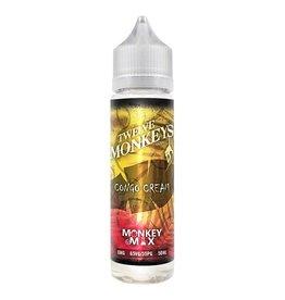 Twelve Monkeys Affe Mix - Kongo-Creme (50 ml).