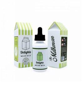 The Milkman Delights | Melon Milk - 50ml