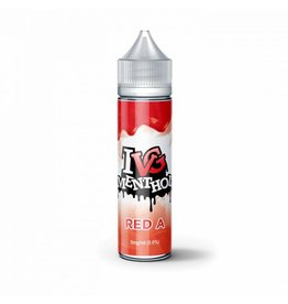 I VG - Menthol - Red A