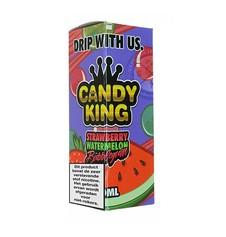 Candy King - Erdbeerwassermelone Bubblegum 100ml