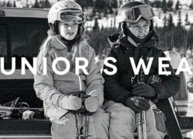 Skikleding Kids