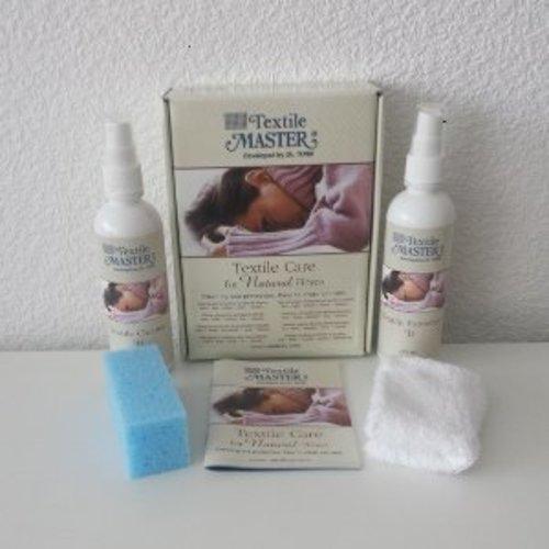 Textile Master Natural textile care Kit for natural fiber /Textile Master