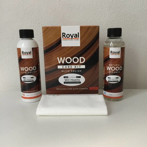 Oranje BV Wood care kit Elite meubel polish