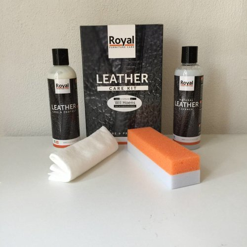 Oranje BV Leather care kit 250 ml