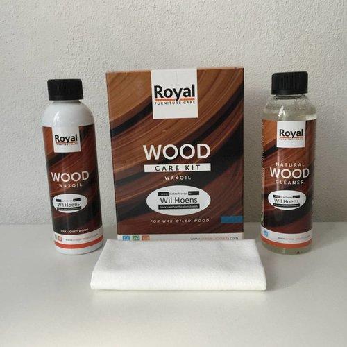 Oranje BV Wood care kit wax oil