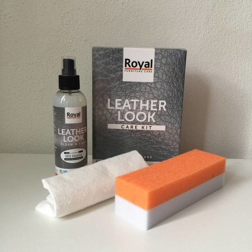 Oranje BV Leather Look Care kit