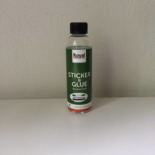 Oranje BV Sticker & Glue remover 250 ml