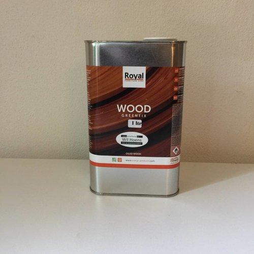Oranje BV Wood Greenfix 1 liter