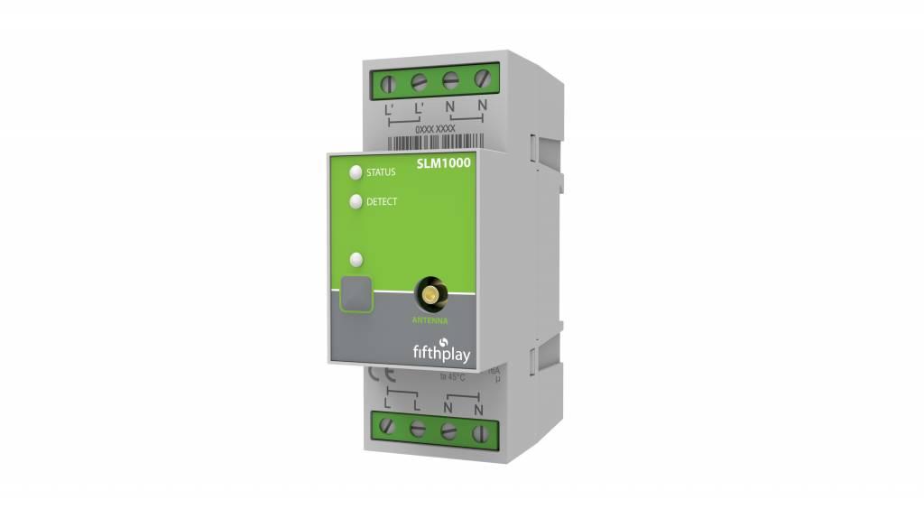 Module intelligent fifthplay pour Rail DIN – Contrôle de consommation d'énergie et commutateurs de circuits et appareils électriques jusqu'à 16A