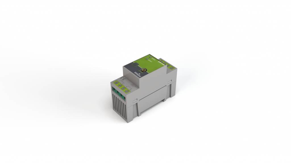 fifthplay slimme DIN Rail module – meet energieverbruik en schakelt elektrische kringen en toestellen tot 16A