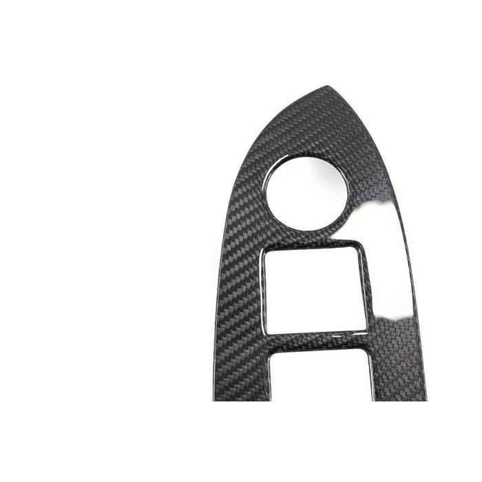 Giulietta carbon raamschakelaar cover