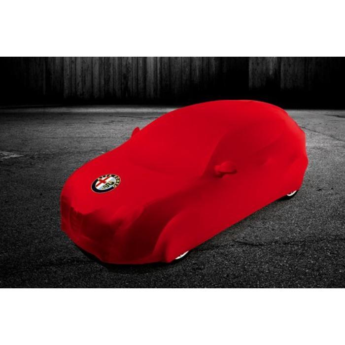 Indoor car cover voor de Mito