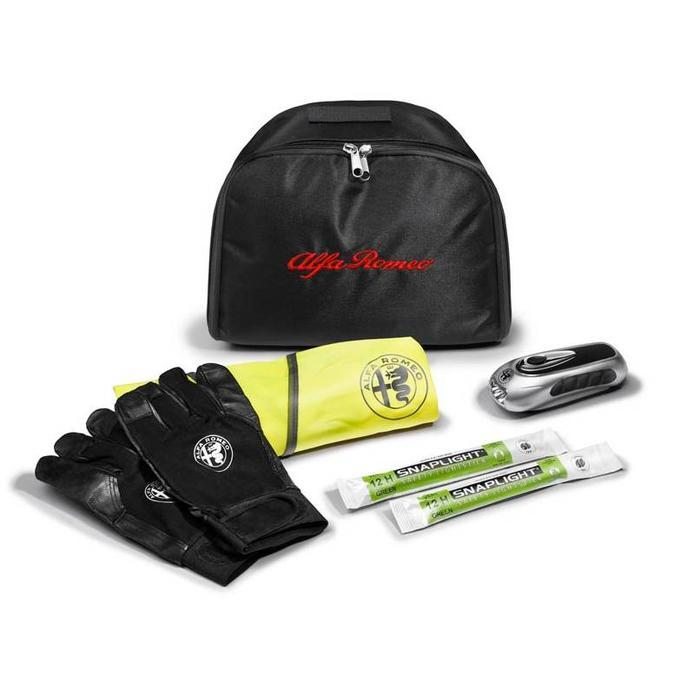 Emergency kit Giulia / Stelvio