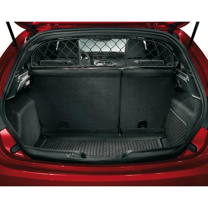 Kofferbak vloer net voor de Giulietta