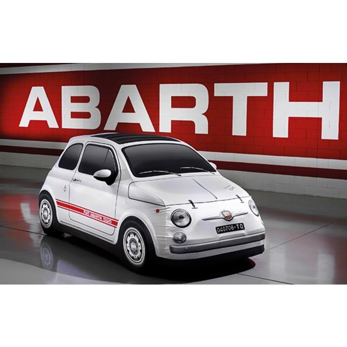 Car cover 'vintage' Abarth