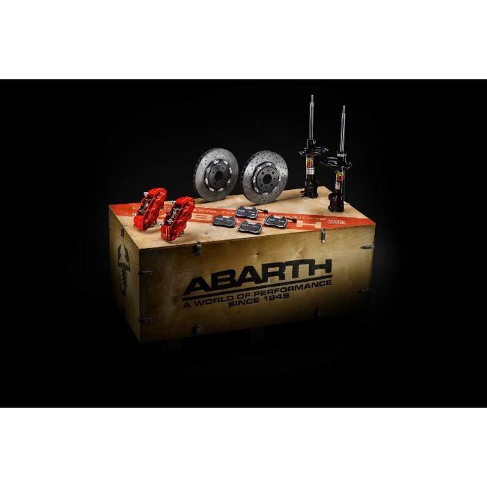 Upgrade kit 180PK voor de Abarth