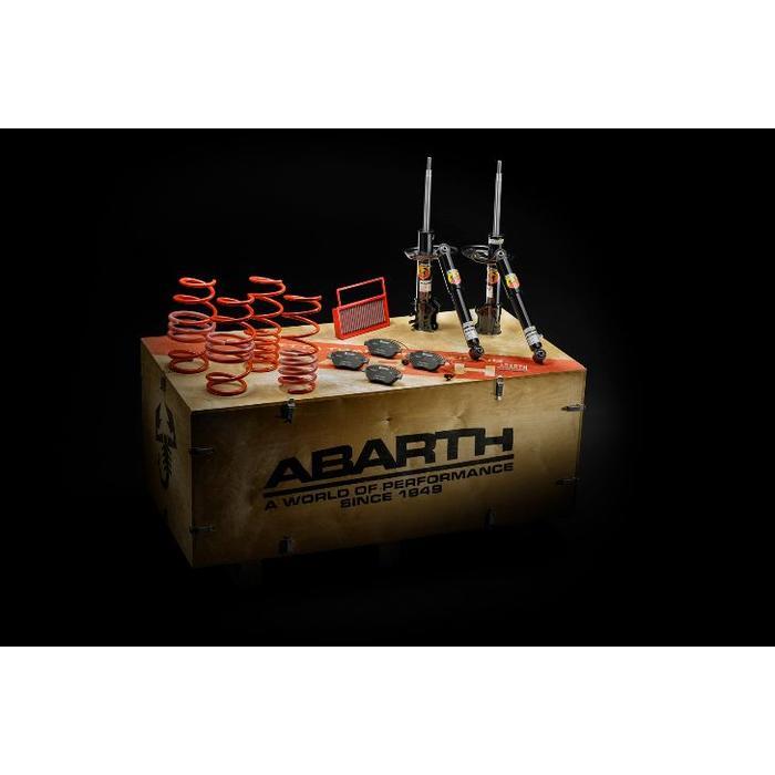 Upgrade kit 160PK voor de Abarth