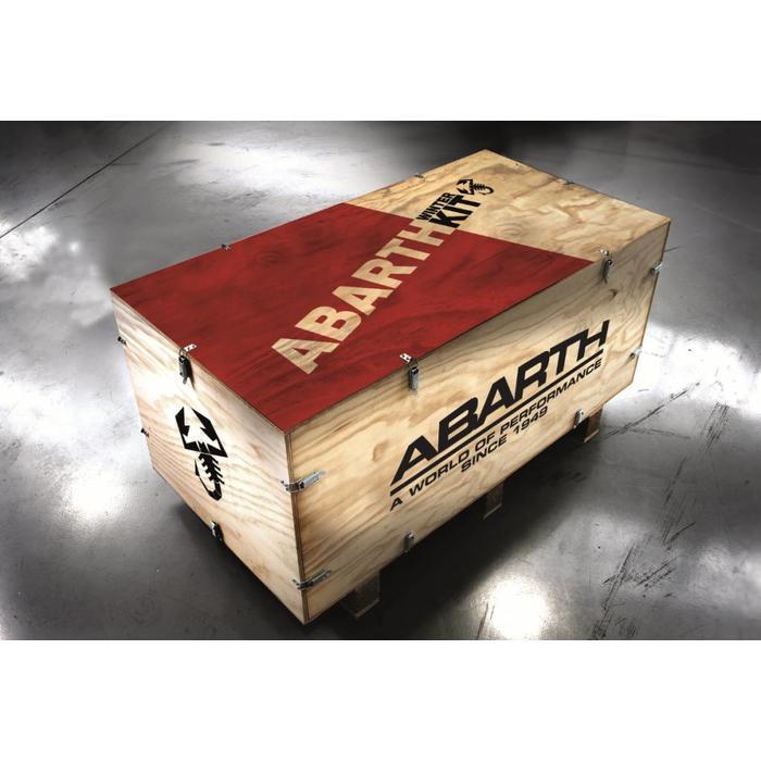 Winter kit 16'' voor de Abarth