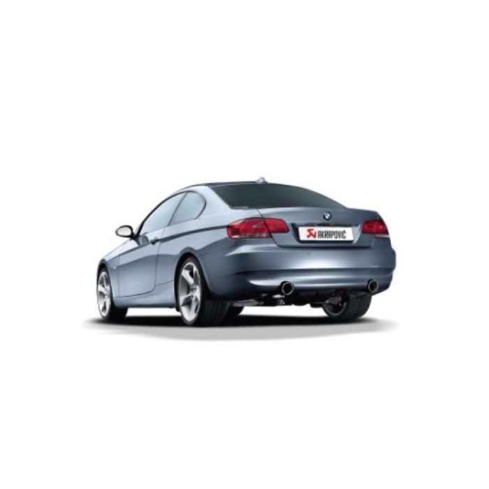 Akrapovic Slip-On Line (SS) voor de BMW 335i (E92)