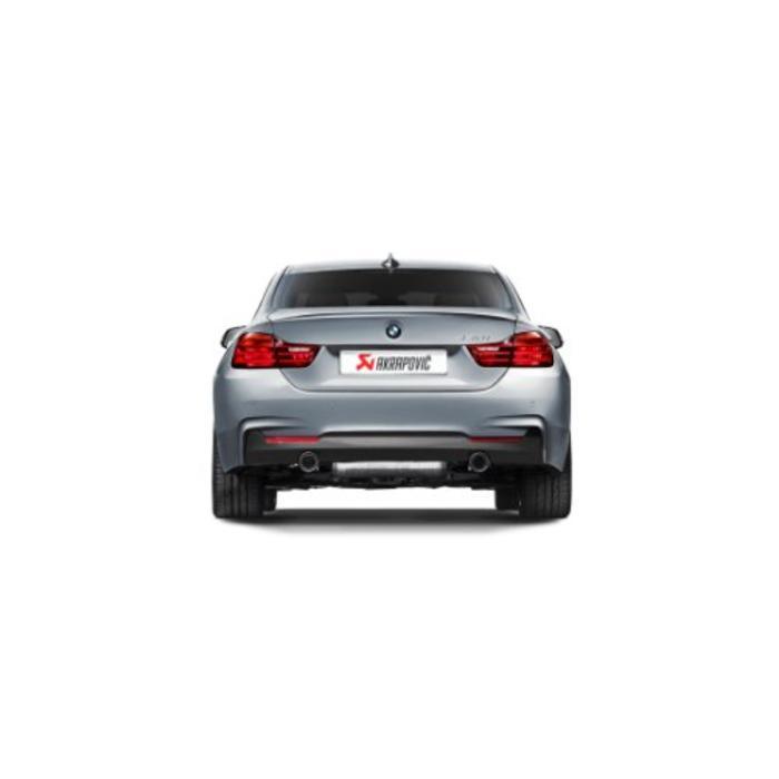 Akrapovic Evolution Line (SS) voor de BMW 440i (F32-33)
