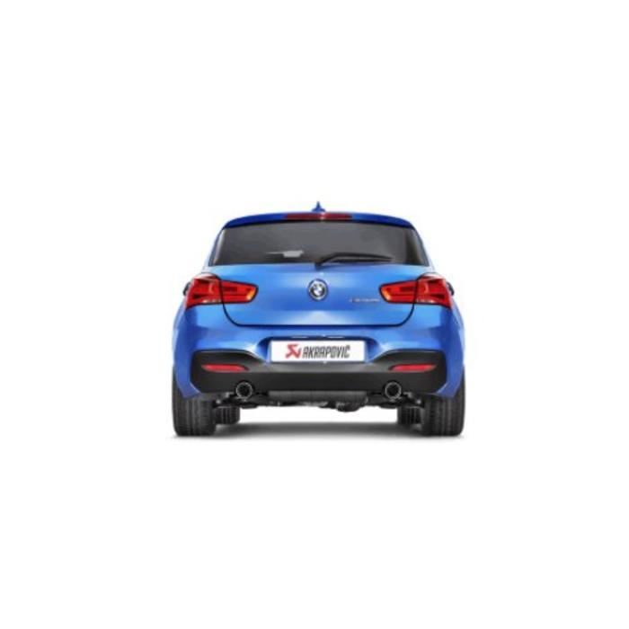 Akrapovic Evolution Line (SS) voor de BMW M140i (F20-21)