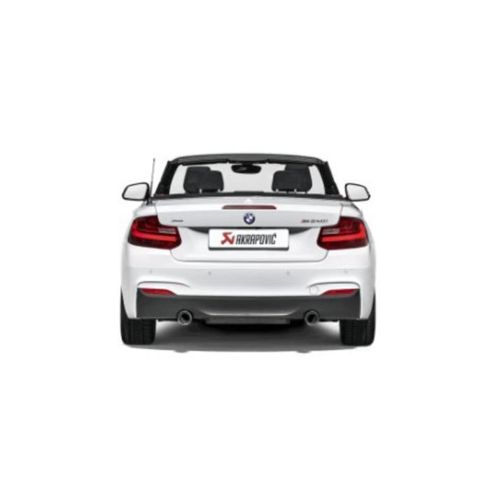 Akrapovic Evolution Line (SS) voor de BMW M240i (F22-23)