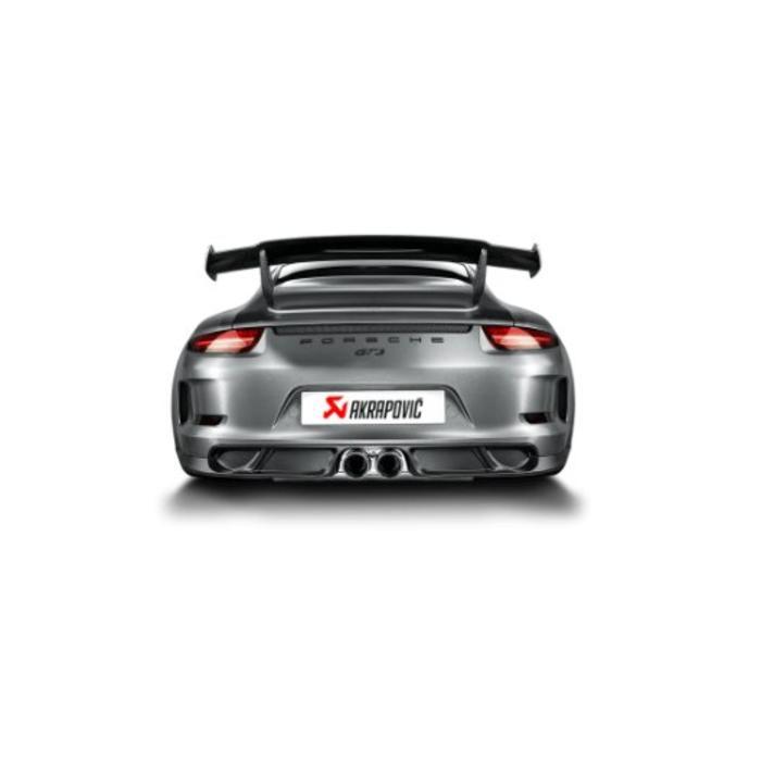 911 GT3 (991) Sport Cup Line Titanium 991 voor de Porsche