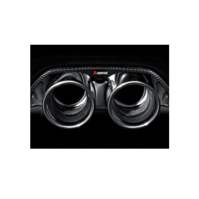 911 GT3/RS (997 FL) Sports Cup  Line Titanium/Carbon voor de Porsche