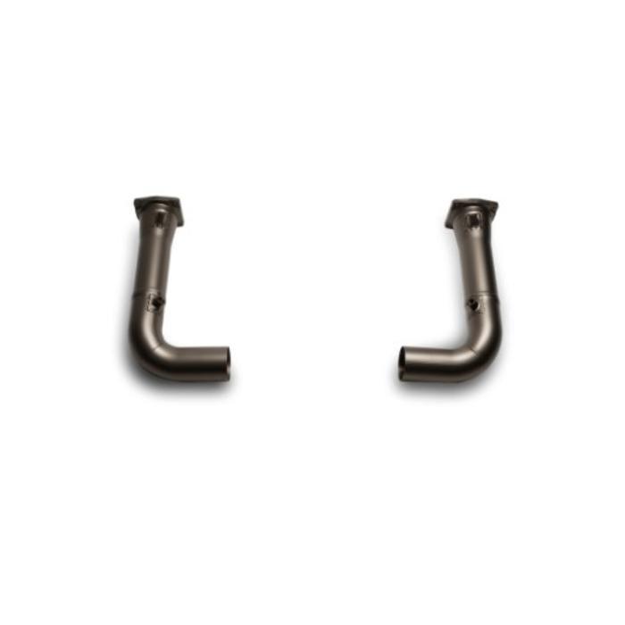 911 Turbo (997) Link-pipe set Titanium