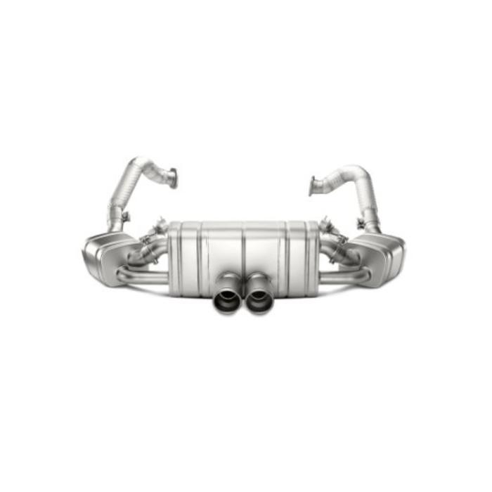Boxster (981) Slip-On Line Titanium