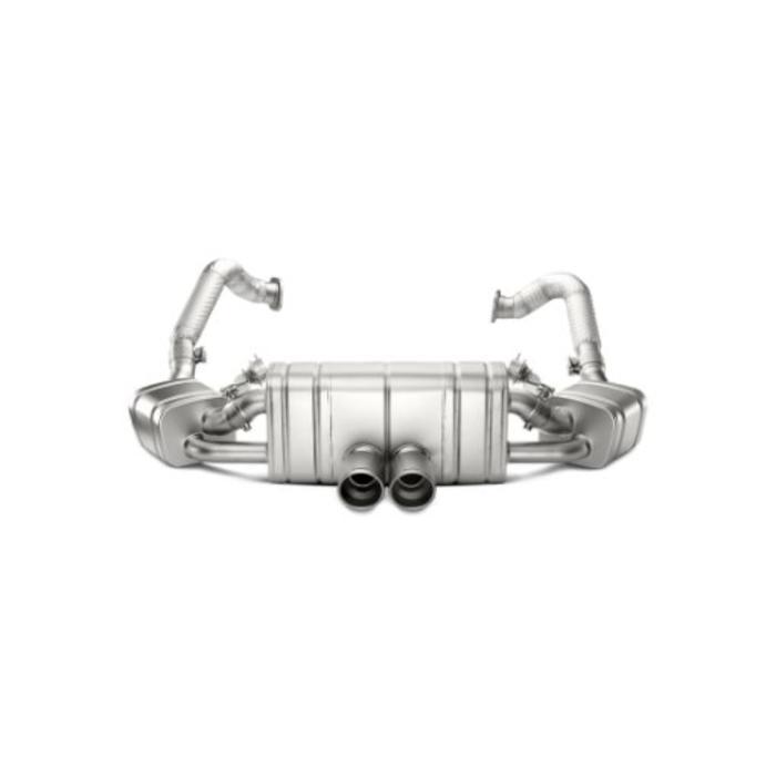 Boxster Spyder (981) Slip-On Line Titanium