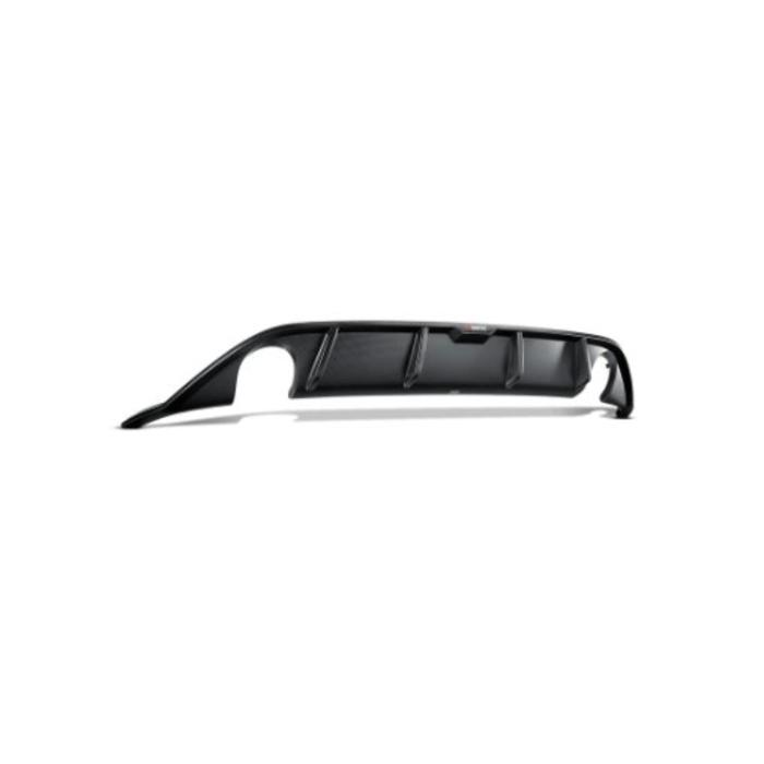 Golf (VII) GTI Rear Carbon Diffuser voor de Volkswagen