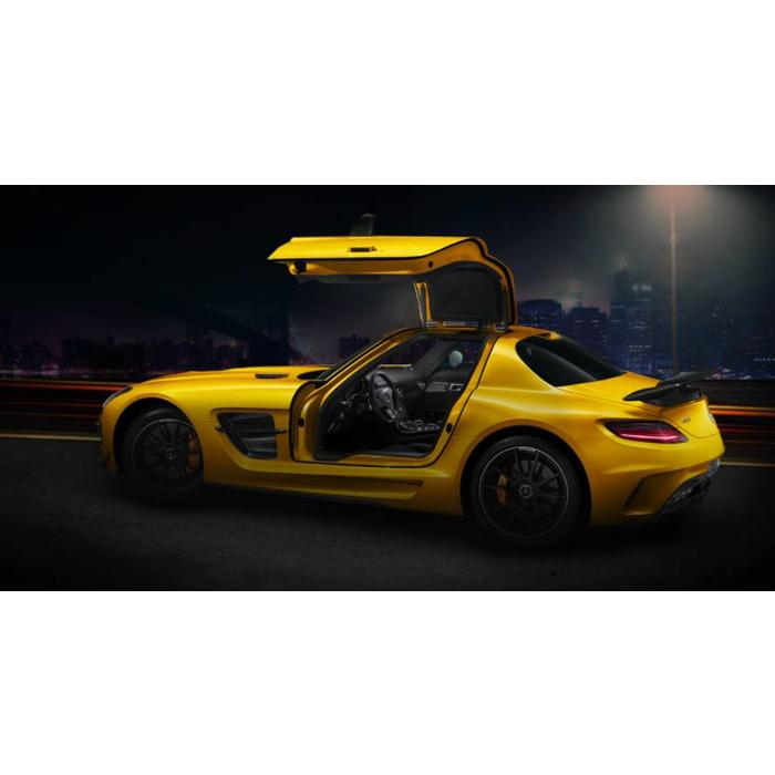 SLS Coupe / Roadster (C197-R197)