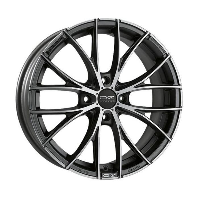 OZ Assetto Gara - Mat Brons 17''OZ Italia 150 4F - Mat donker grafiet, diamant cut 17''
