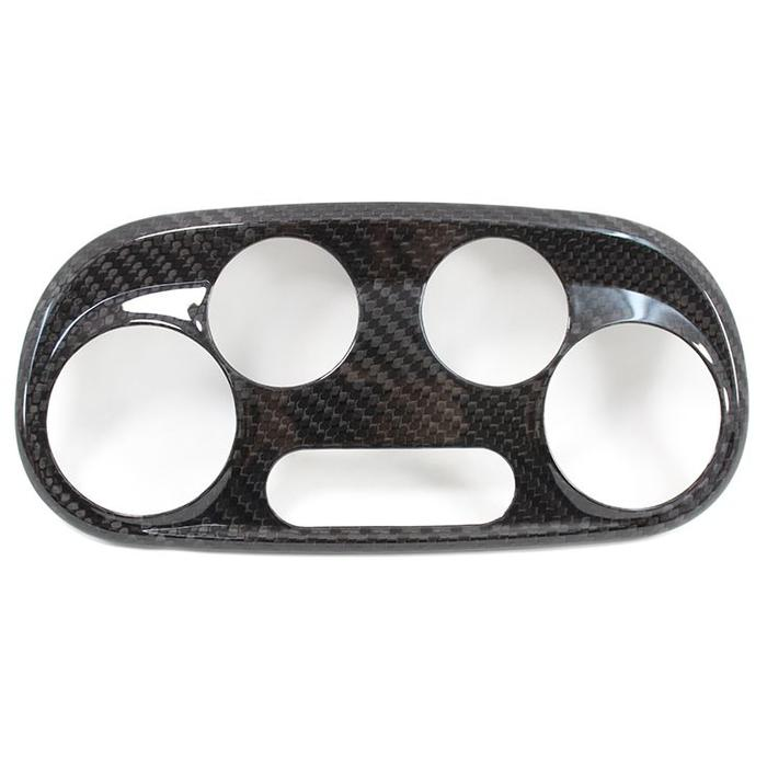 Abarth 500 AC cover frame in carbon