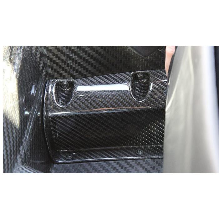 4C gordel systeem cover in carbon