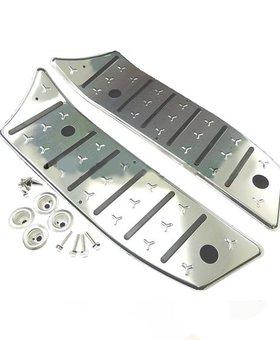 Voetplaten aluminium